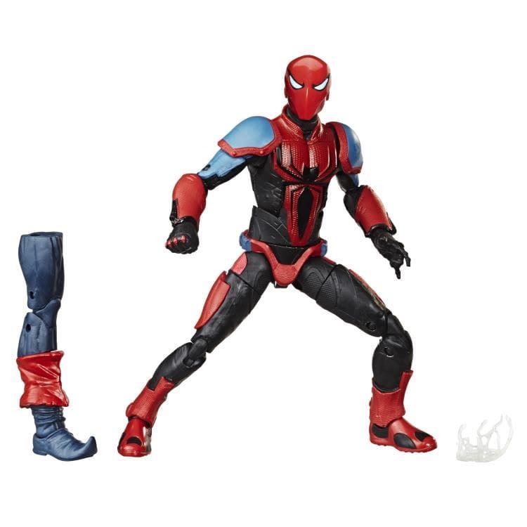 Spider-Man Marvel Legends Wave 11 Set of 6 Revealed
