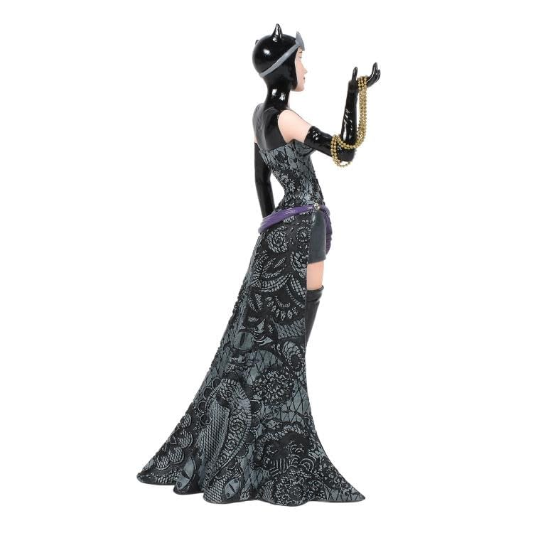 DC Comics Ladies Get Dressed Up With New Statues from Enesco