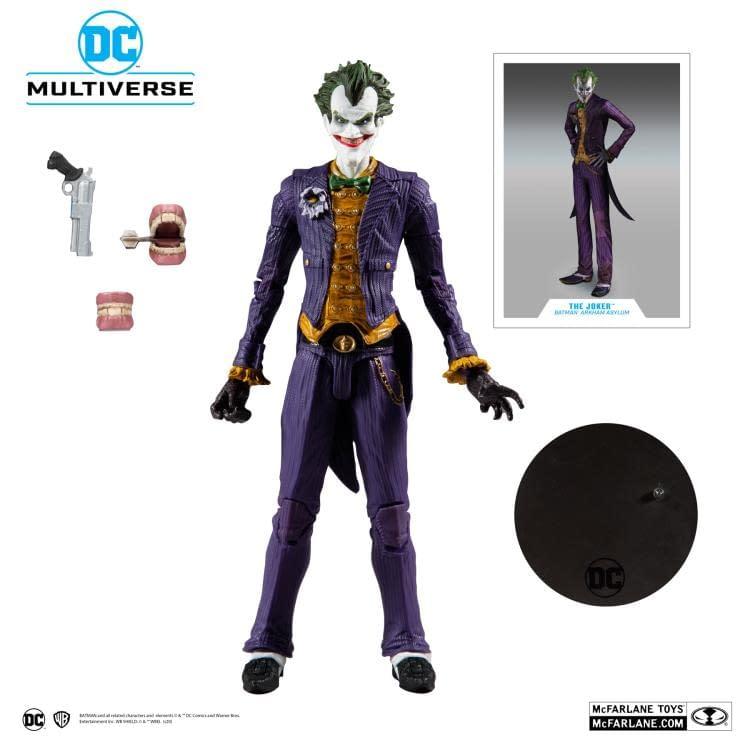 Joker McFarlane Toys