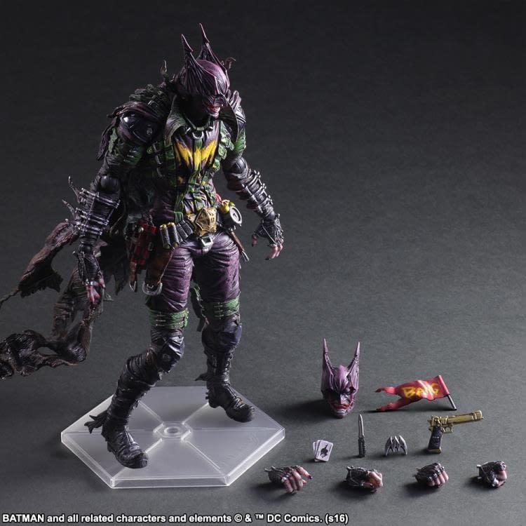 Square Enix Play Arts Kai Batman FigureJoker