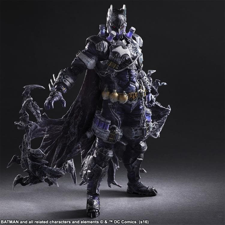Square Enix Play Arts Kai Batman FigureMr. Freeze