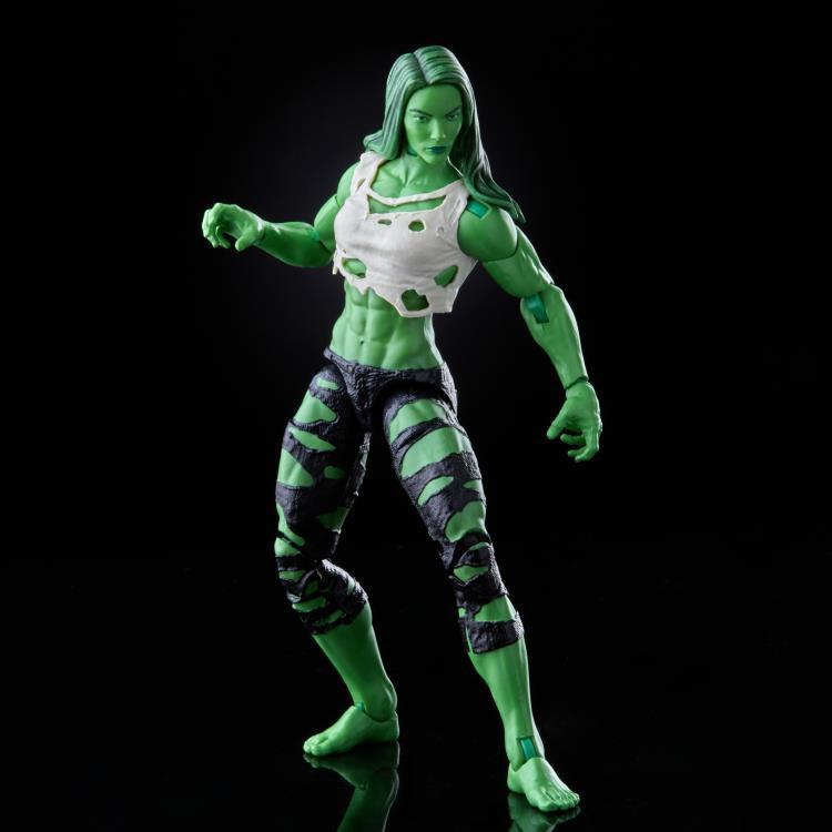 Marvel Legends Green She Hulk Figure Revealed