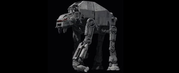 Lucasfilm Reveals Two New Vehicles Featured In 'The Last Jedi'