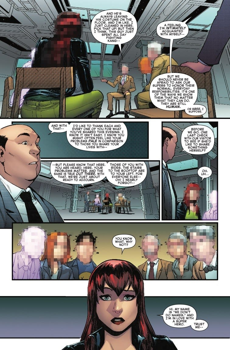 Nick Spencer Finally Makes Spidey a Nazi in Next Week's Amazing Spider-Man #10