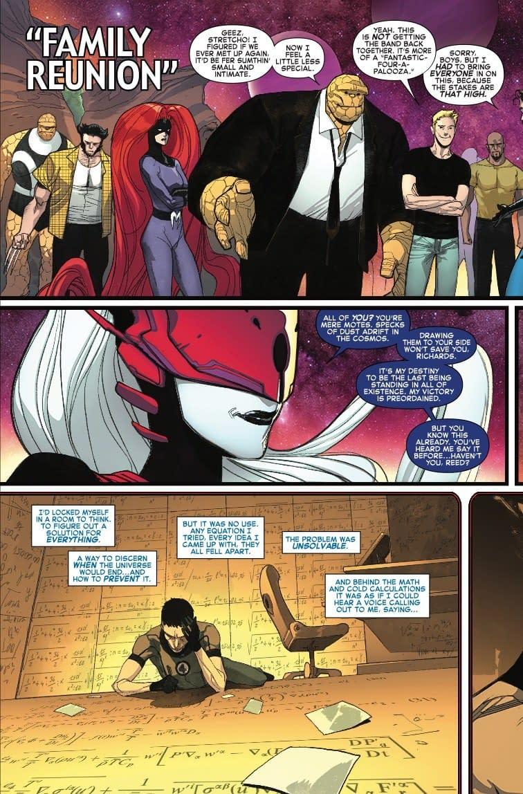 It's Fantastic Four-a-Palooza in Next Week's Fantastic Four #3
