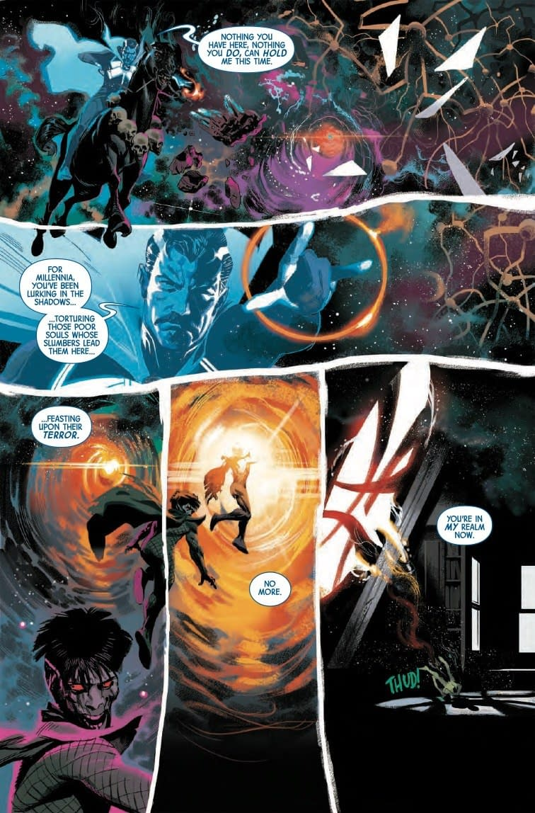 Next Week's Doctor Strange #10 Offers Another Metaphor for the Comics Industry