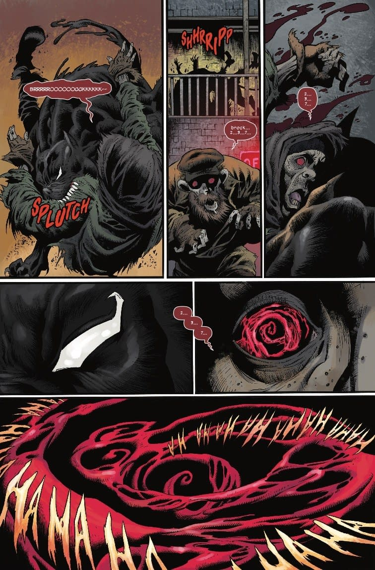 Do Symbiotes Make Good Guard Dogs? Next Week's Web of Venom: Venom Unleashed #1