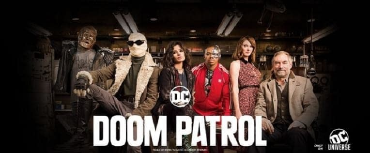 doom patrol poster series