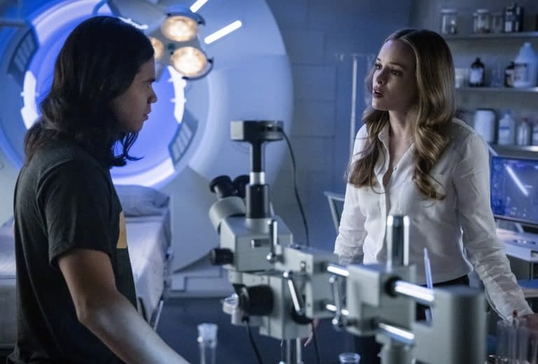 The Flash Season 5, Episode 10 'The Flash & The Furious': New Images from Midseason Return