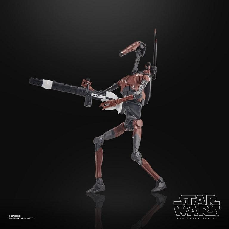 GameStop Getting Exclusive Star Wars: The Black Series Figures