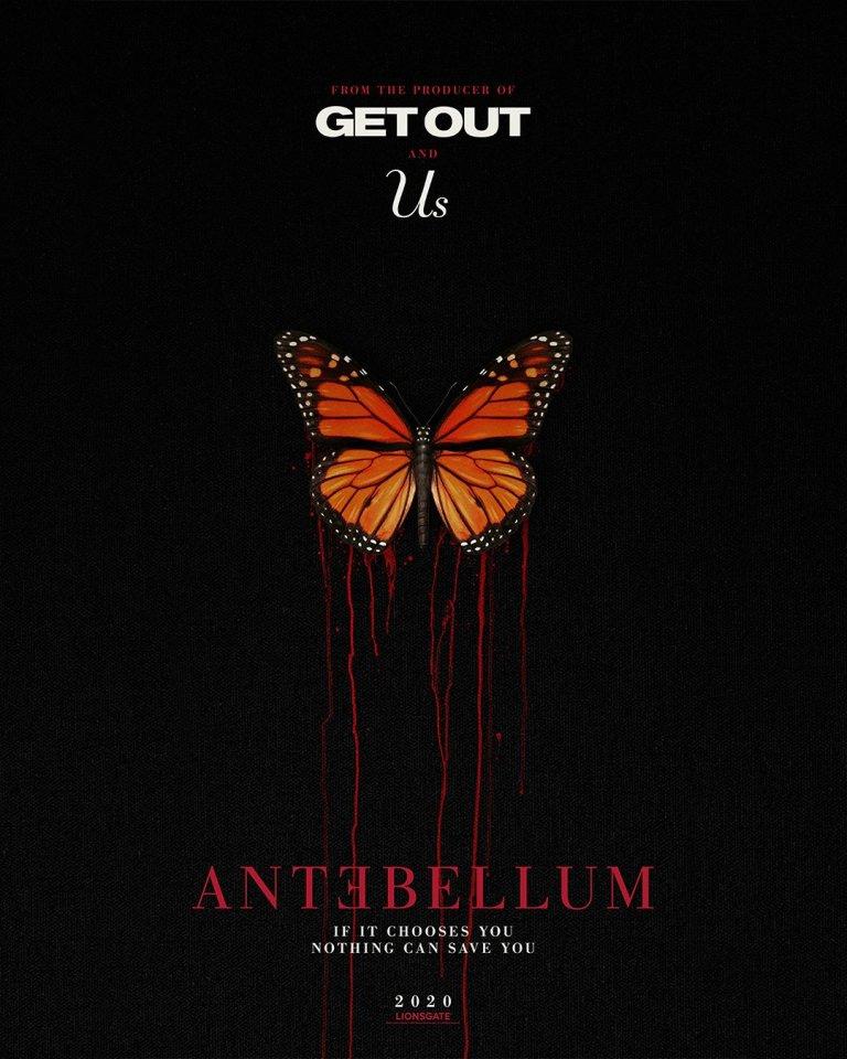 Antebellum poster. Credit Lionsgate