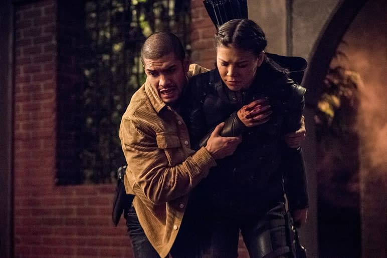 Arrow 'My Name is Emiko Queen': It's Vigilante Oliver vs. Lawful Oliver (PREVIEW)