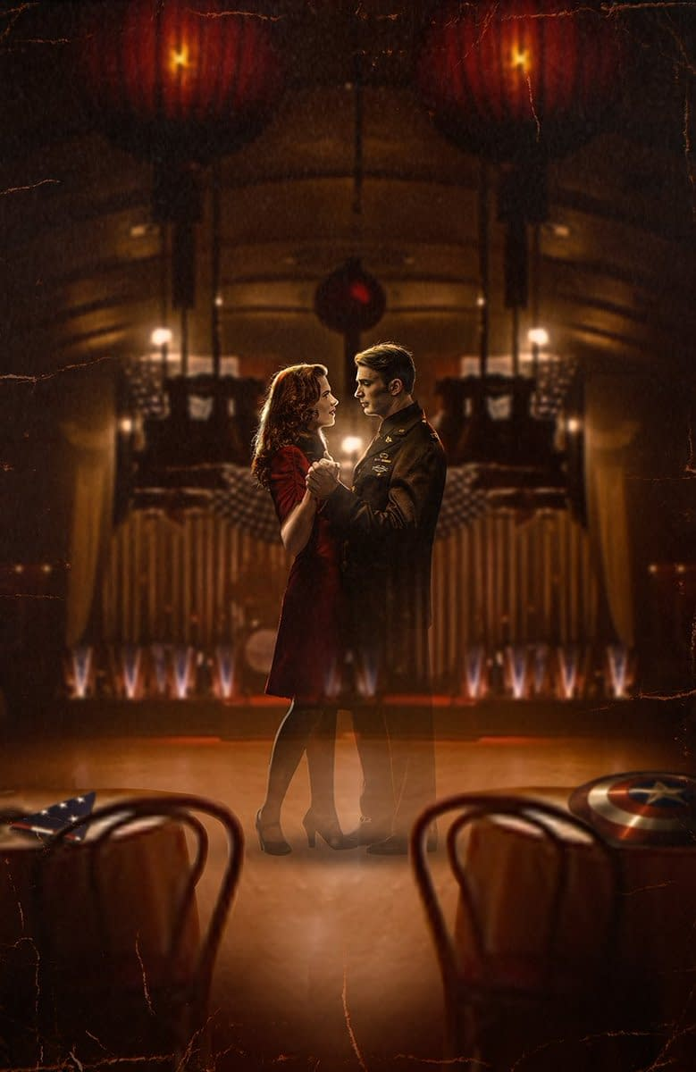 "BossLogic Made us Ugly Cry: ""The Last Dance"" of Captain America, Wonder Woman"