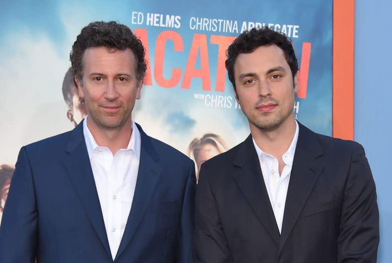 Flashpoint Directors John Francis Daley and Jonathan Goldstein Finally Confirmed