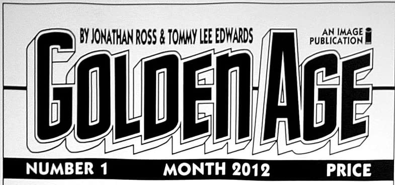 Jonathan Ross' The Golden Age With Tommy Lee Edwards And His Home Run With David LaFuente, Showcased