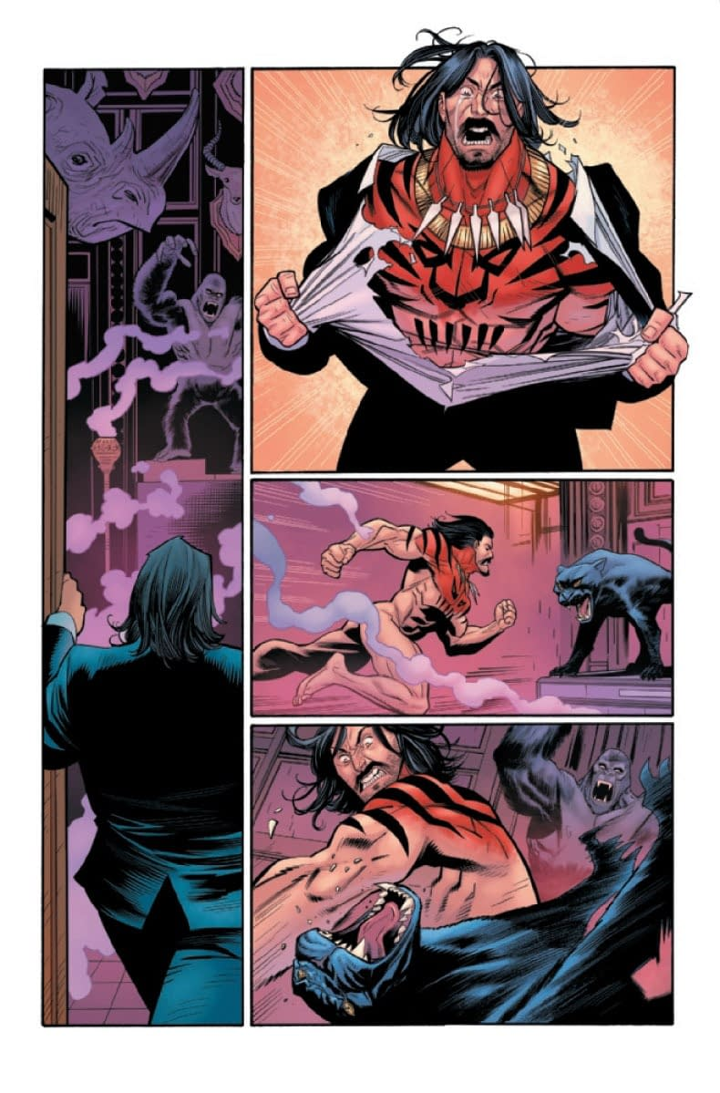 Amazing Spider-Man #23 Preview