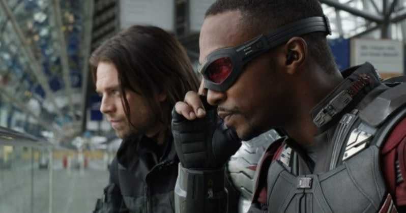 A Falcon, Winter Soldier Limited Series in Development
