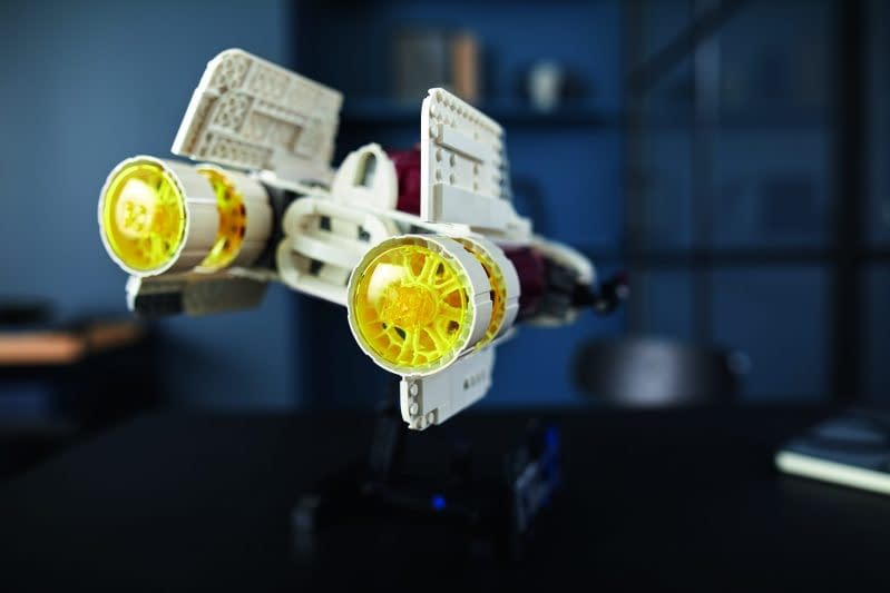 Star Wars Ultimate Collectors Series A-Wing