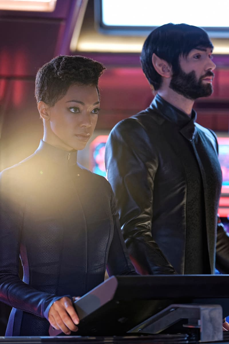 "'Star Trek Discovery' Season 2 Finale: A Two-Parter Is ""Such Sweet Sorrow"" [PREVIEW]"
