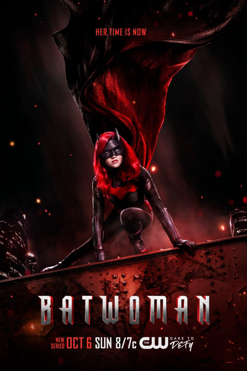 """Batwoman"": Sorry, Luke Fox – Kate's Not a Big Fan of ""Rules"" [PREVIEW]"