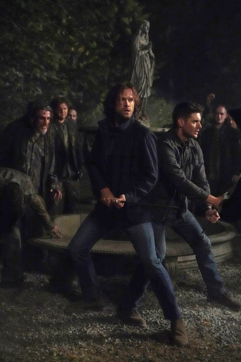 """Supernatural"" Season 15 Premiere ""Back and to the Future"" Overview Released [PREVIEW]"