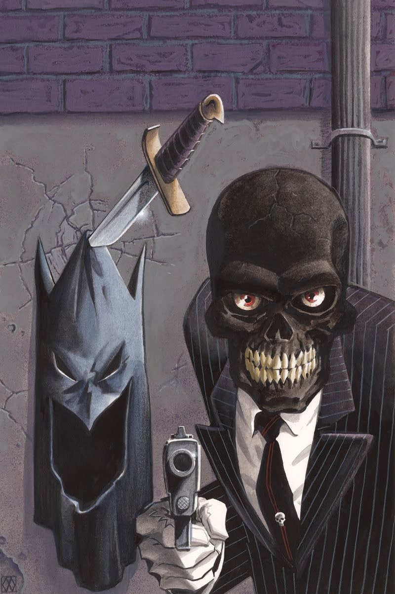 Black Mask Will Be the Villain in Birds of Prey, and We Now Have a Summary