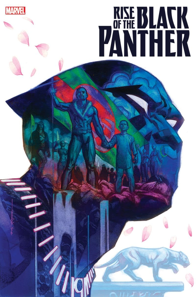 Rise Of The Black Panther Prequel Comic Coming From Writer Evan Narcisse In January