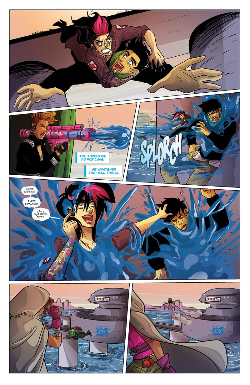 Drop Everything Because Kim & Kim Returns From Black Mask Next Week With Love Is A Battlefield