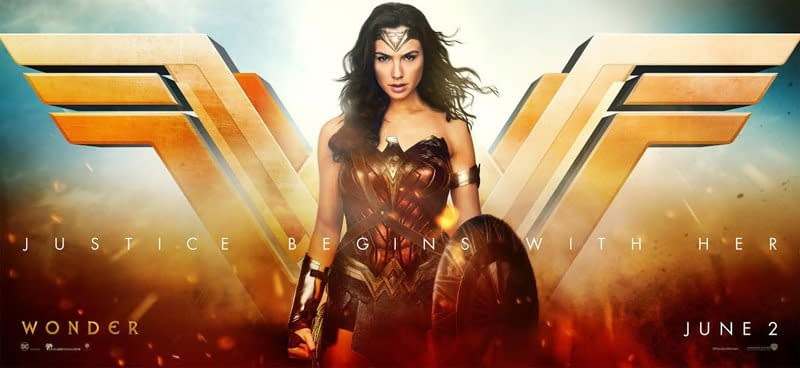 Wonder Woman II Movie Logo Revealed?