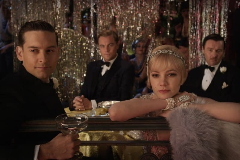 Leonardo, Carey And Tobey Put On Their Best For First Official Great Gatsby Images