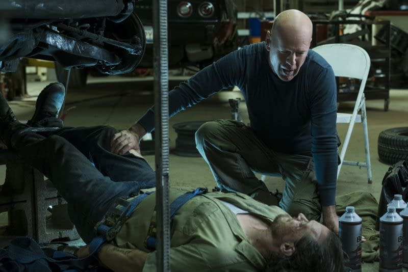 First Look At Eli Roth's 'Death Wish' Remake