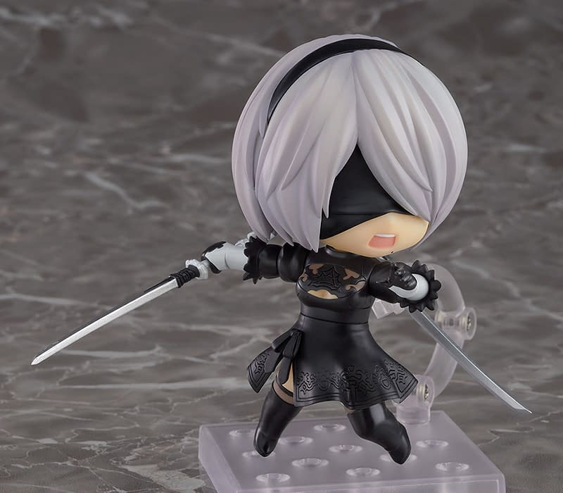 NieR: Automata Becomes a Nendoroid From Good Smile Company