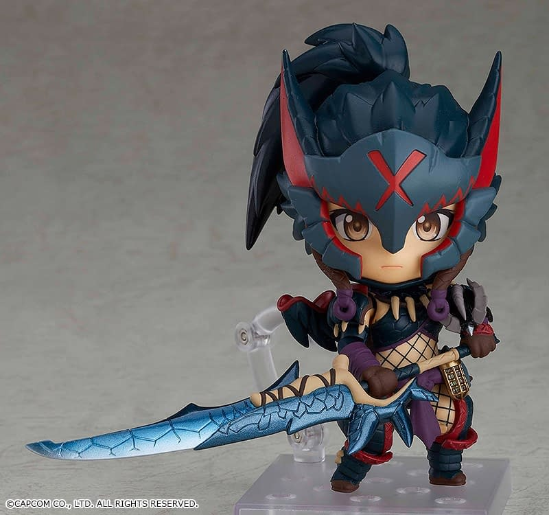 """""""Monster Hunter World"""" Prepares for Winter with Good Smile Company"""