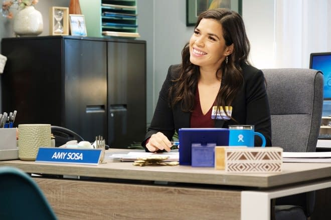"""Superstore"" Star America Ferrera Checking Out After Five Seasons"