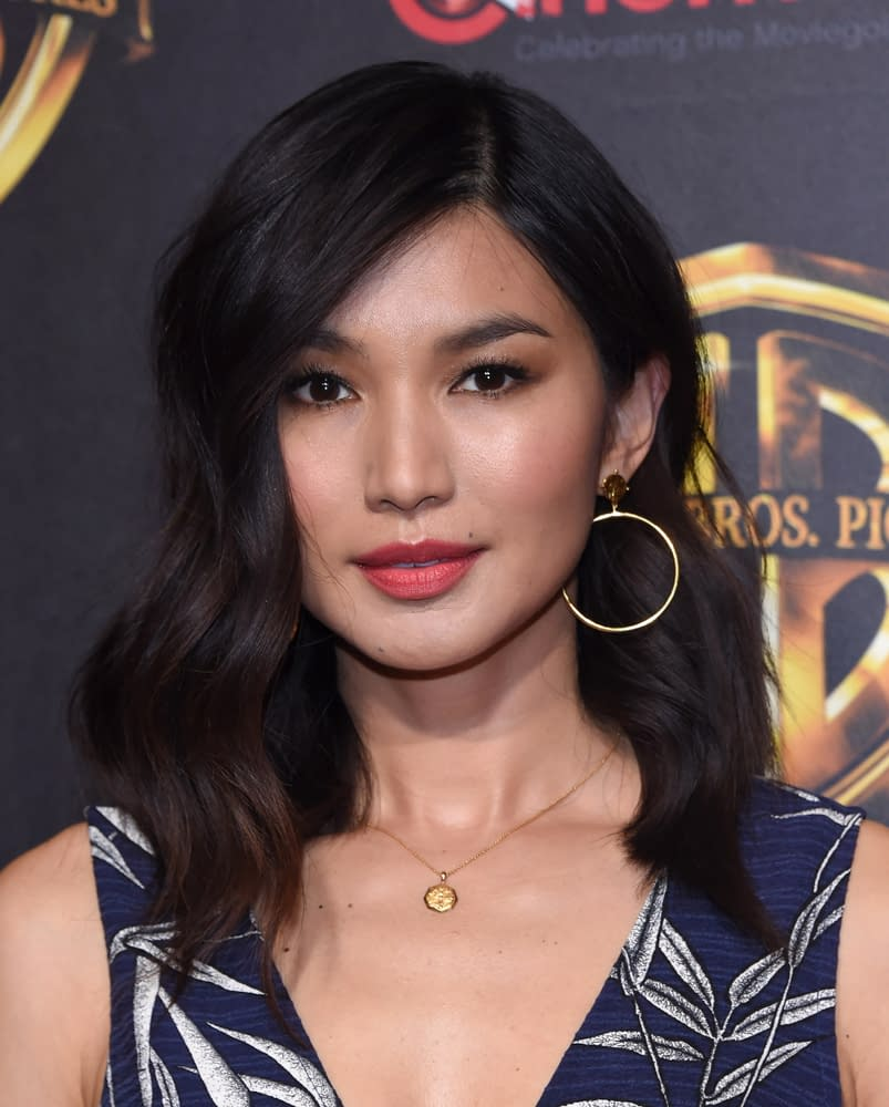 Gemma Chan Briefly Talks About Her Role in Captain Marvel