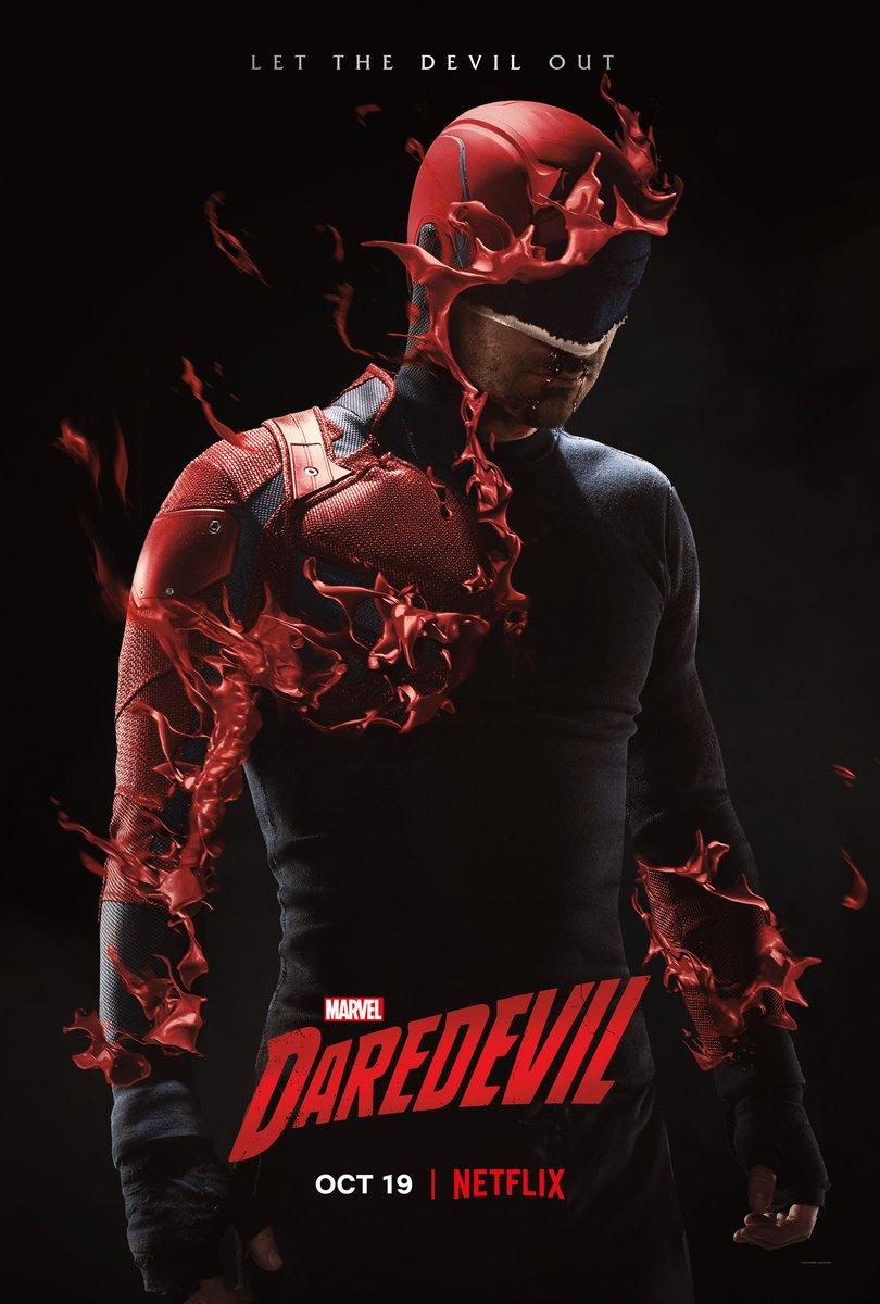 Daredevil Season 3: New Poster Teases Matt Murdock's Internal Conflict
