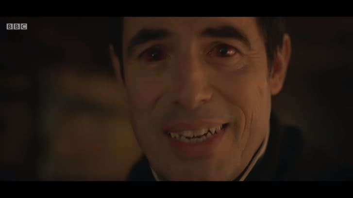 """""""Dracula"""": BBC One Stakes Out New Year's Day for Steven Moffat, Mark Gatiss Limited Series Premiere [VIDEO]"""