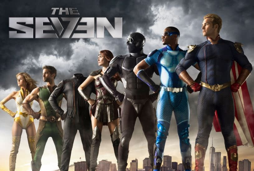 'The Boys': Meet The Seven's The Homelander & Starlight – Same Team, Different Agendas [VIDEO]