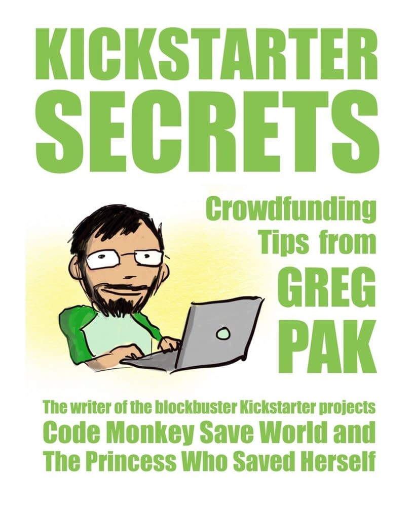 Buy 'Kickstarter Secrets' And 'ABC Disgusting' By Greg Pak, Support The North Texas Food Bank