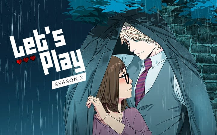 """Let's Play"": Popular WEBTOON Webcomic Adapted as Anime Short [TRAILER]"