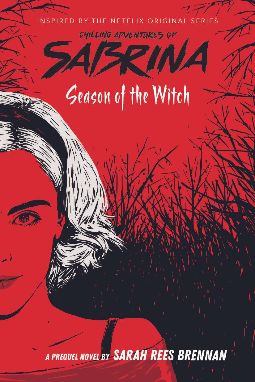 sabrina prequel novel season