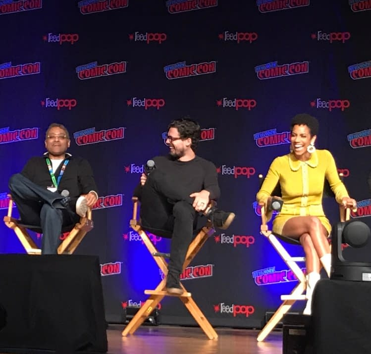 """The Expanse"" Team Launches Season 4 Premiere, Panel at NYCC [SPOILERS]"