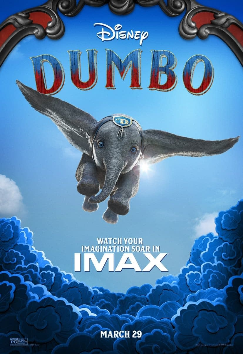 First Reactions to the Live-Action Dumbo Remake Plus 2 More Posters