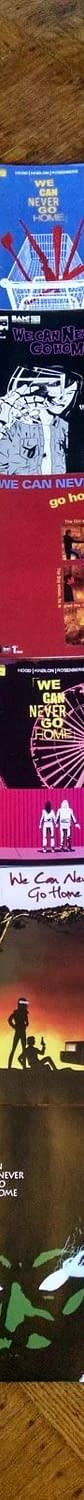 Matthew Rosenberg Puts Every Cover Of We Can Never Go Home On eBay To Stop Gun Violence