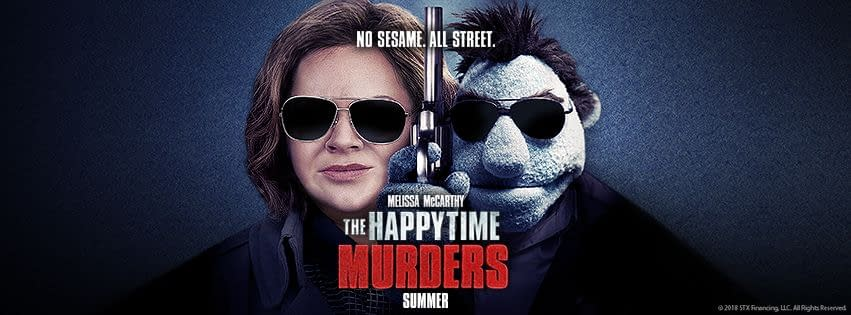The Happytime Murders Review: Somehow Simultaneously Lazy and Trying Too Hard