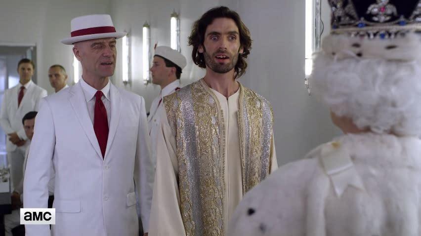 'Preacher' Season 4: Sweet Baby Humperdoo! Tyson Ritter Promoted to Series Regular
