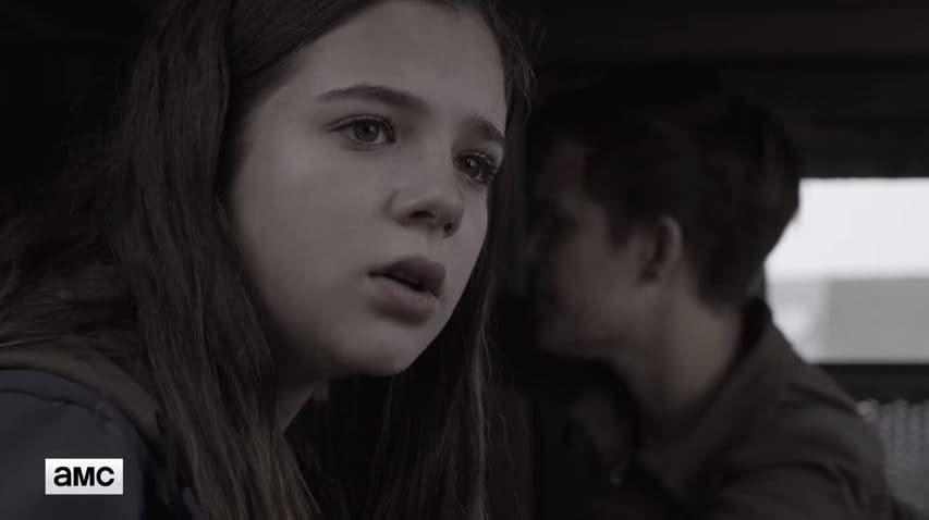 'Fear the Walking Dead': Alexa Nisenson Set as Series Regular; Season 5 Synopsis Released