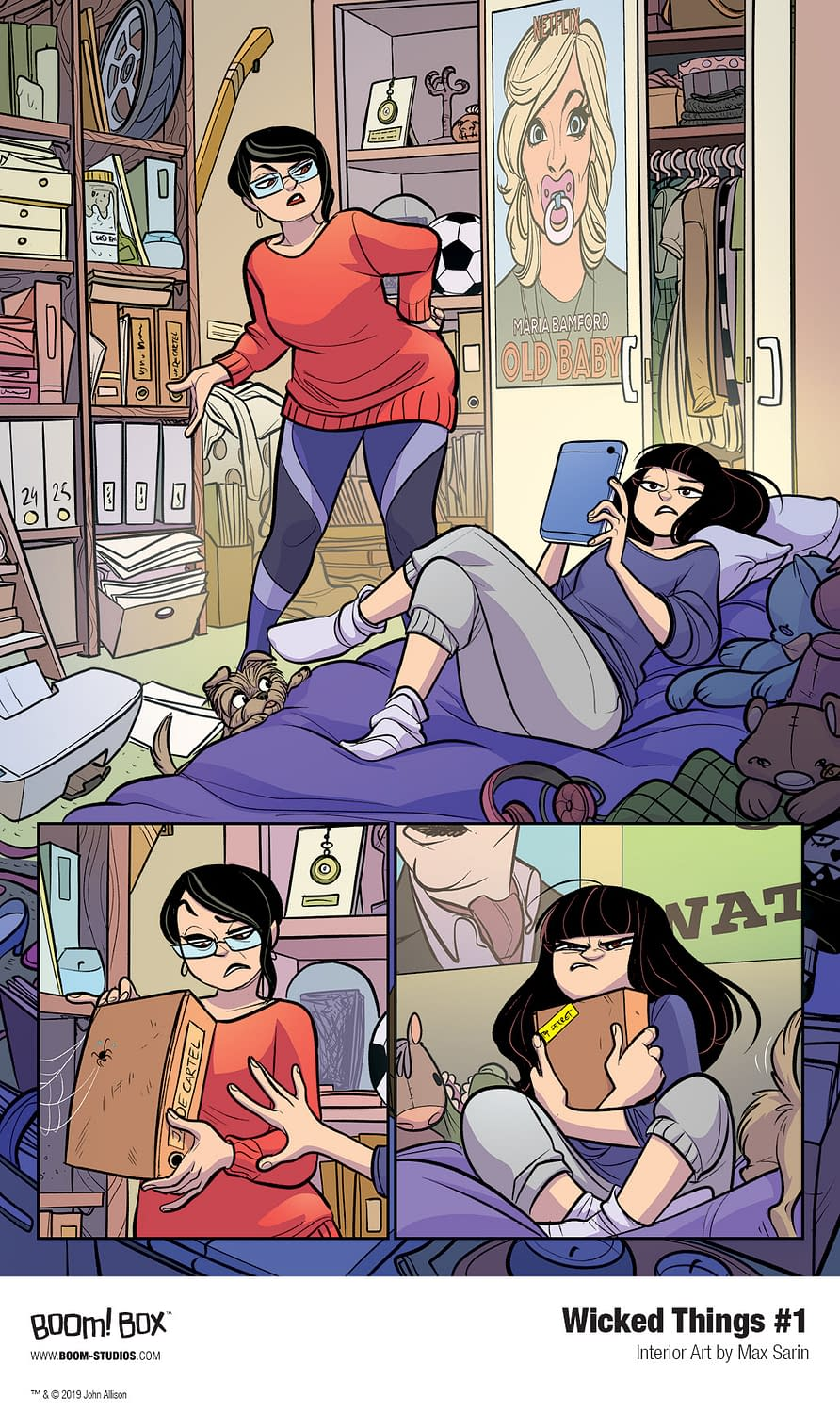 Giant Days Team Returns with Spinoff Series at BOOM! in March