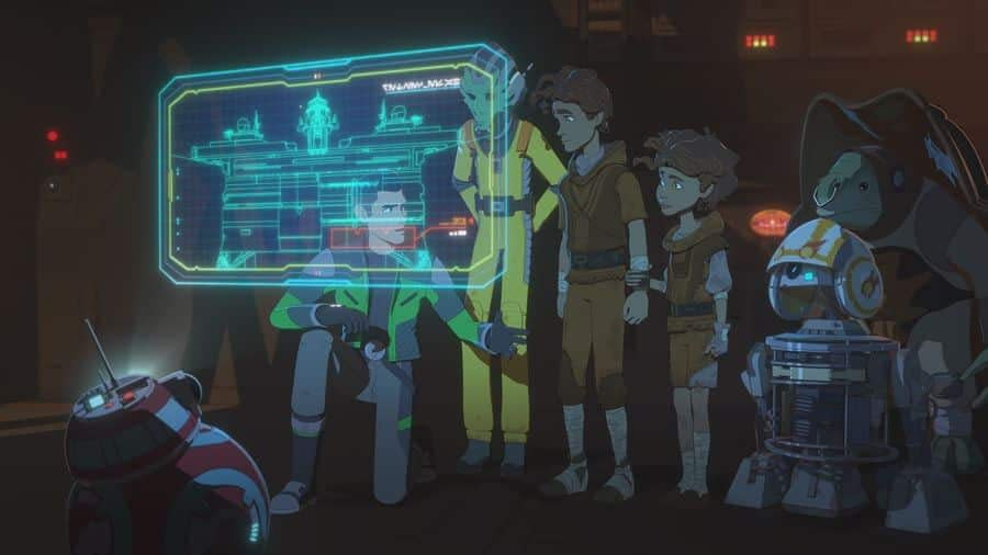 """""""Star Wars: Resistance"""" To End With Upcoming Second Season – See The Brand New Trailer"""