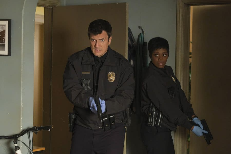 """""""The Rookie"""" Season 2: Is ABC Promising… The Head of Nathan Fillion?!?"""